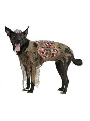 Zombie Dawn Of The Dead Living Undead Pet Dog Costume