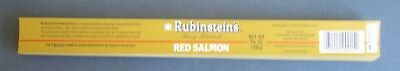 Wholesale Lot of 100 Old Vintage - RUBINSTEIN'S Red Salmon - Can LABELS - Canada