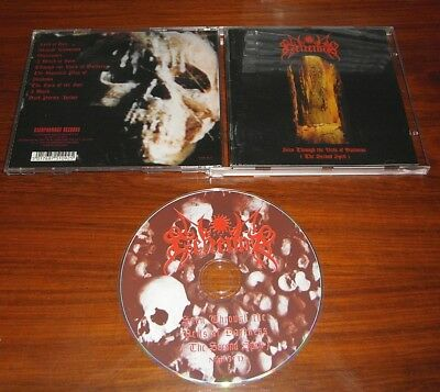 CD - GEHENNA - Seen Through The Veils Of Darkness (The Second Spell) - NIHIL 9CD