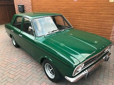 Ford Cortina Mk2, 1600Cc, Deluxe, 1968, Very Nice Classic Ford