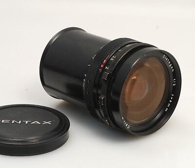 Zeiss Distagon 8mm f2 Arriflex S mount.......Very Cool!!