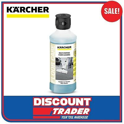 Karcher Cleaner Universal Cleaning Agent RM536 500ml Suits FC5 6.295-944.0