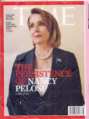 TIME-sept 17,2018-THE PERSISTENCE OF NANCY PELOSI.