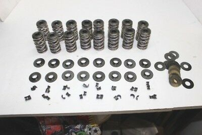 Psi Endurance 1.275 Valve Springs W/c.h.e. Retainers And Locks  Manley
