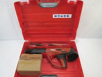 Hilti DX 460 DX460 Powder Actuated Fastener Fastening Tool W/ X-5-460-F8