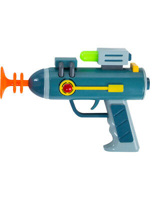 Rick And Morty Laser Gun Toy Costume Accessory