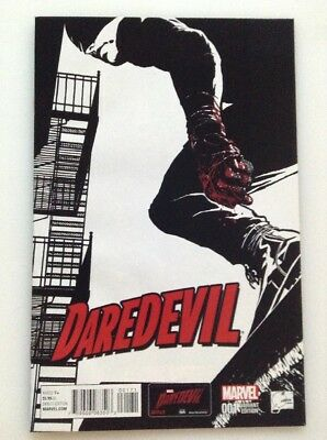 Daredevil #1  Sketch 1:100 Netflix Variant Edition• By Quesada