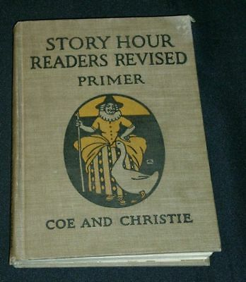 STORY HOUR READERS REVISED PRIMER - c. 1923