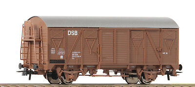 ROCO 76896 couvert wagons GS DSB h0