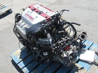 JDM Honda Civic EP3 K20A Type R Engine 2.0L Dohc VTEC Engine Only