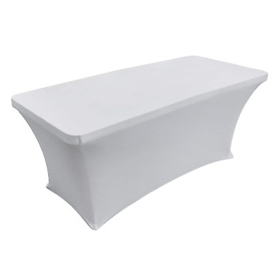 Adjustable Portable Outdoor Folding DJ Console Table Top Stand Cloth Cover Skirt