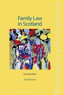Family Law in Scotland by Joe Thomson 9781780437590 (Paperback, 2014)