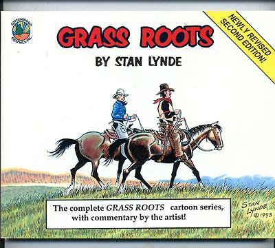 Grass Roots     Stan Lynde     2nd Edition    1993
