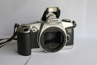 Canon EOS 500 N  35mm AF SLR 35mm Film Camera Body Only Tested & Working