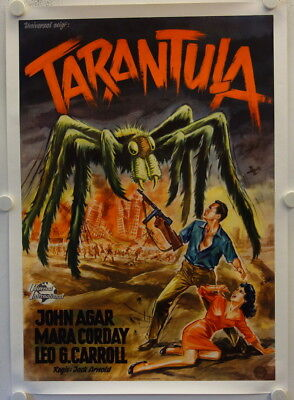 Tarantula original release german movie poster