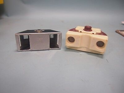 Stereo Master Lens Attachment and Stereo Viewer