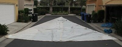 46' tall Sailboat / Yacht Jib Sail for Catalina 38 & others by North Sails