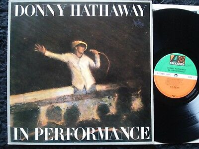 """LP Donny Hathaway """"In Performance"""""""