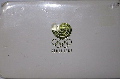 1988 Seoul Olympics 2 coin set *Driving and tug of war* (92.5 Silver) NO RESERVE