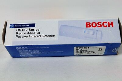 NEW BOSCH DS160 Request-To Exit Passive Infrared Detector Security System