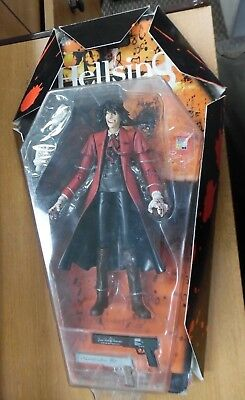 YAMATO Hellsing Alucard Figure with 2 Guns and DVD 2-Pack SEALED NEVER REMOVED