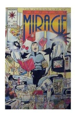 The Second Life of Doctor Mirage #8 (Jun 1994, Acclaim / Valiant) NM