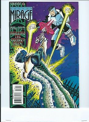 The Second Life of Doctor Mirage #18 (May 1995, Acclaim / Valiant) VF/NM