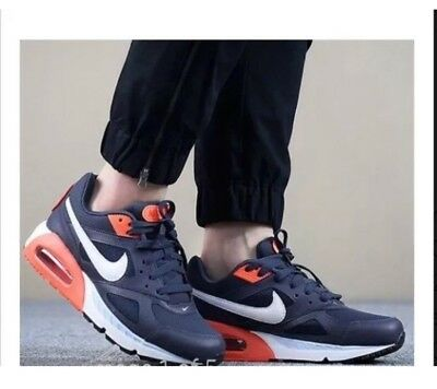 4f8dcbed4033cf NIKE AIR MAX IVO RUNNING SHOES THUNDER BLUE WOMENS size 5 NEW NO BOX 580519-