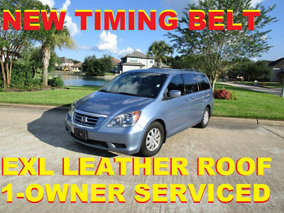 Honda Odyssey 5dr EX-L LEATHER SUNROOF 1-OWNER WELL MAINTAINED A MUST SEE AND DRIVE VAN 2009 2010 2011