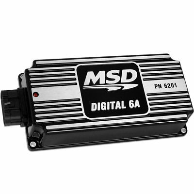 MSD Ignition 62013 Digital-6A Digital Ignition Controller BLACK