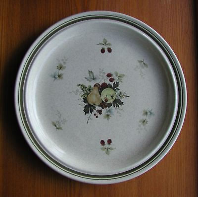 "Royal Doulton Cornwall China 10 3/8"" Dinner Plate (S)"