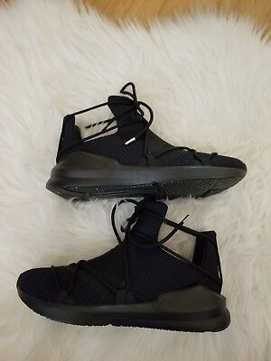 New Puma 190235 02 Fierce Rope Velvet VR Black Women s Training Shoes ... 589444b63