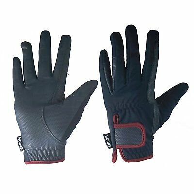 Horka Outdoor Womens Gloves Everyday Riding Glove - Wijnrood All Sizes