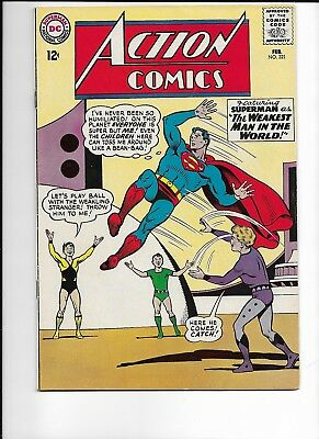 Action Comics #321 Very Fine 8.0