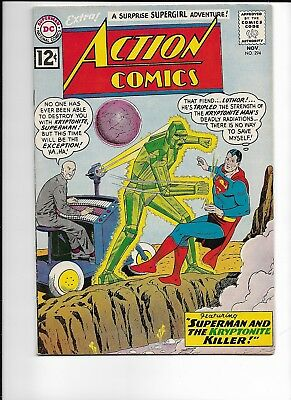Action Comics #294 VF- 7.5