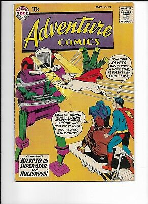 Adventure Comics #272 FN/VF 7.0