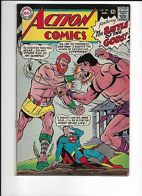 Action Comics #353 Very Fine 8.0