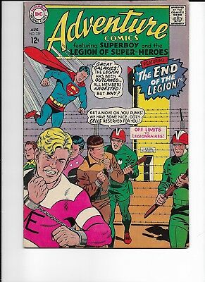 Adventure Comics #359 VF- 7.5