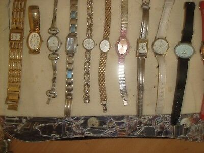 Job Lot Of 11 Ladies Working Watches--1 Day Sale