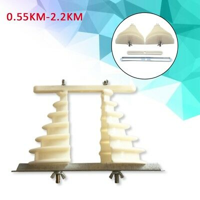 Electrical Machine Plastic Single Phase Coil Wire Winding Mould Beige 0.55-2.2KW