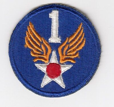 Us Army Air Corps Patch - 1St Air Force