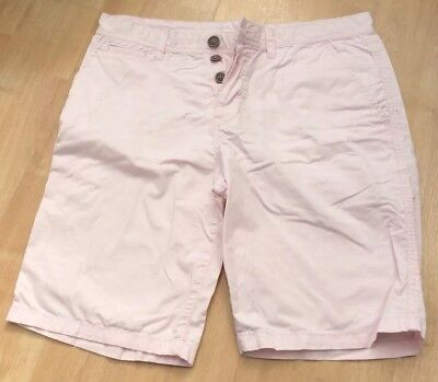 Next Men's Chino Shorts - Worn Once Condition - U.K. Size 34 Light Pink