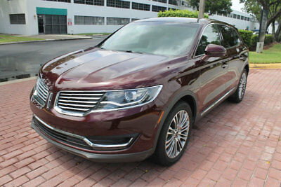 2017 Lincoln MKX MKX RESERVE AWD NAV PANORAMIC ROOF BACKUP CAM LOAD 2017 Lincoln MKX MKX RESERVE AWD NAV PANORAMIC ROOF BACKUP CAM LOAD 35,516 Miles