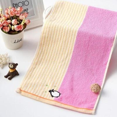 Home Kids Boy Girl Baby Cotton Hand Face Bath Bathroom Cute Animal Towel W