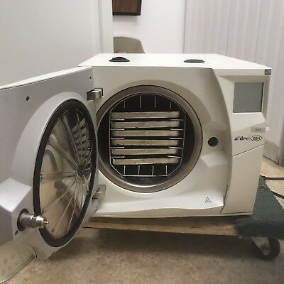 Adec Lisa MB-17 Instrument Autoclave 220 Volt with Sprint Printer -for PARTS