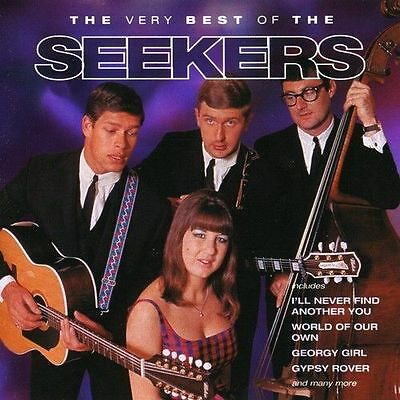 THE SEEKERS The Very Best Of CD BRAND NEW Greatest Hits Judith Durham
