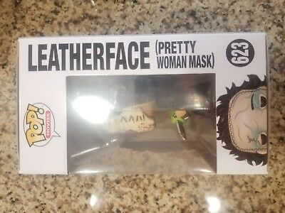 Leatherface Chase Funko Pop Hot Topic Mystery Box