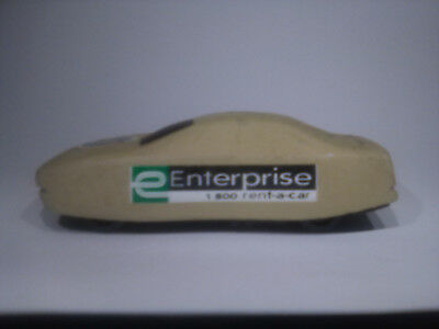 Enterprise Rent-A-Car 40th Anniversary 1:64 Talking Pocket Covered Toy Car