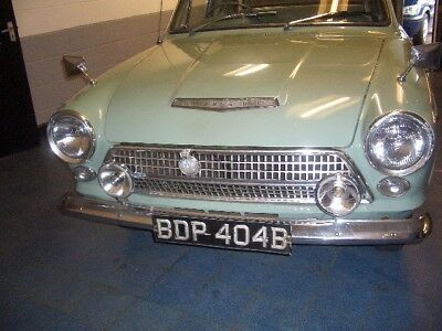 Very Rare 1964 Ford Consul Cortina Mk.1 1500  Super 4 Door Saloon