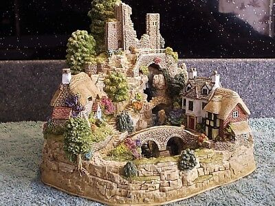 Lilliput Lane .. WHERE PEACEFUL WATERS FLOW .. Falling Water Collection .. B & D